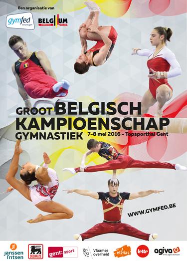 Groot Belgisch A en B Kampioenschap