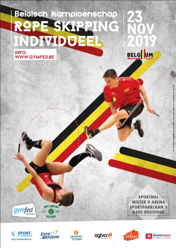 RS - Belgisch kampioenschap Individueel