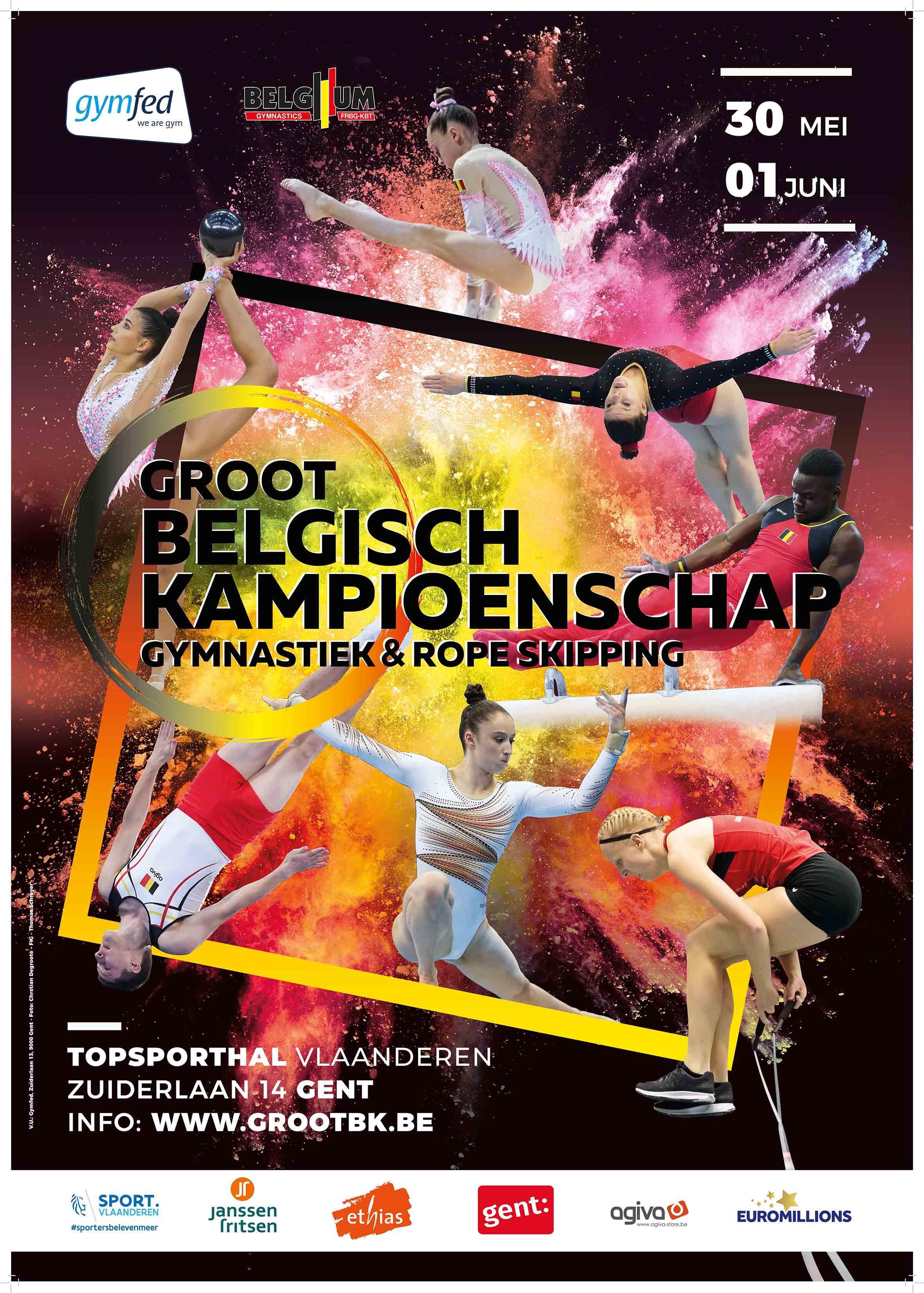 ACRO - Groot Belgisch kampioenschap (annulatie)