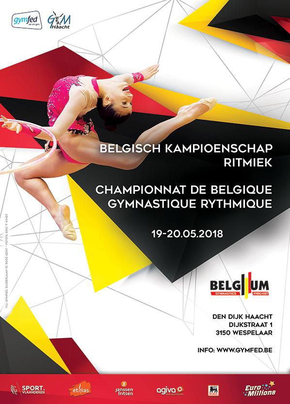 RITMIEK - Belgisch Kampioenschap A- en B-niveau