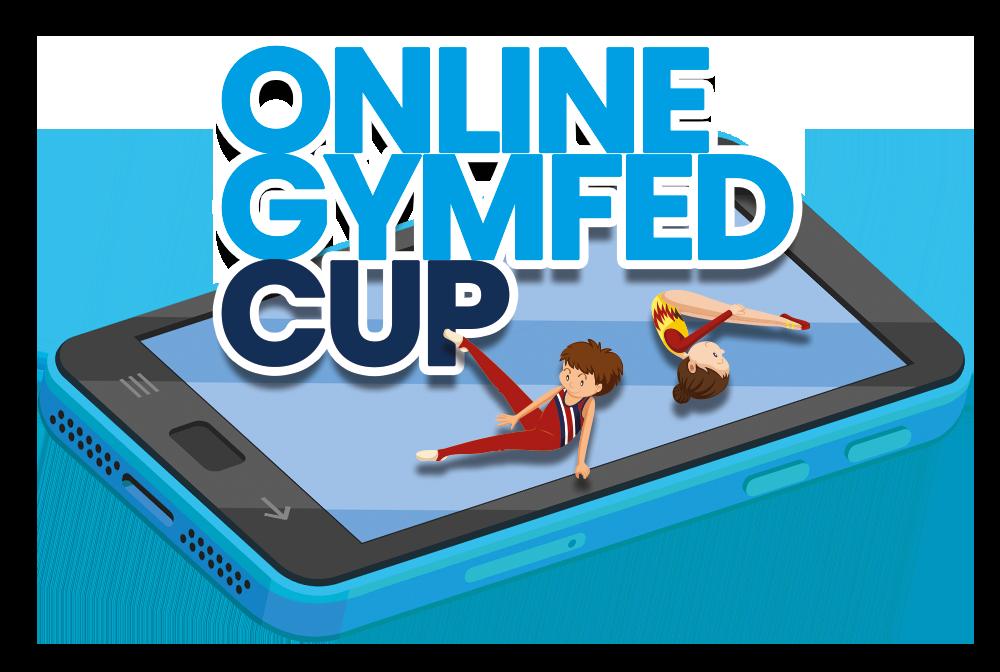 TRA DMT - Online Gymfed Cup 2 A-, B-, C- en I-niveau